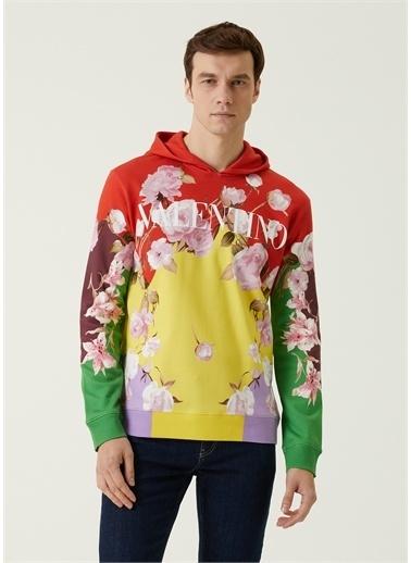 Valentino Sweatshirt Renkli